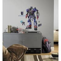 Transformers: Age of Extinction Optimus Prime Peel and Stick Giant Wall Decals