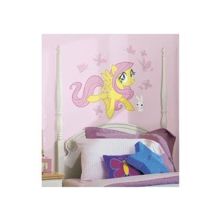 Fluttershy Peel and Stick Giant Wall Decals