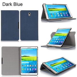 GearIt 360 Spinner Folio Rotating Case Cover for Galaxy Tab S 8.4