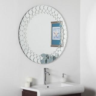 Circles Bathroom Mirror