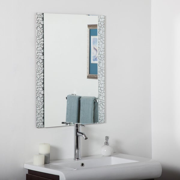 shop bathroom mirrors shop vanity bathroom mirror free shipping today 14395