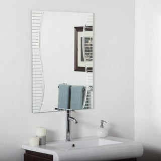 Ava Modern Bathroom Mirror