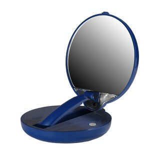 Floxite Mirror Mate Adjust Compact 15x Magnification Mirror