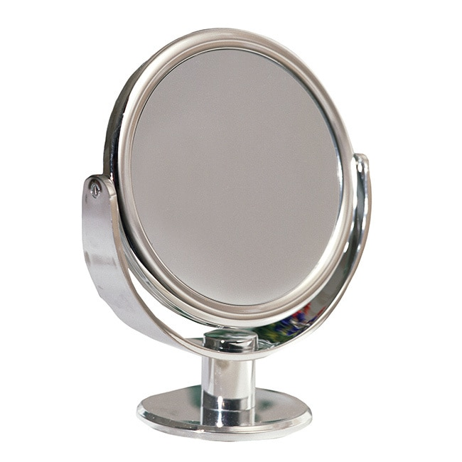 Floxite Company Vanity Magnifying Mirror (Magnify 3x), Si...