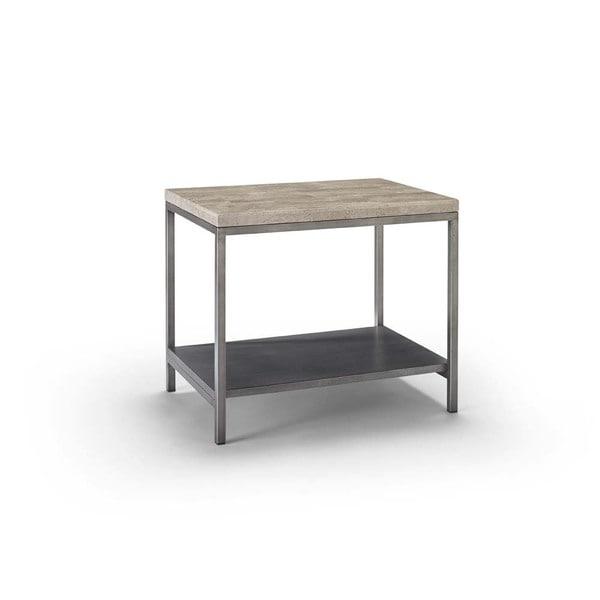 Abbey Jigsaw Bunching Table: Shop Sawyer Travertine Bunching Table
