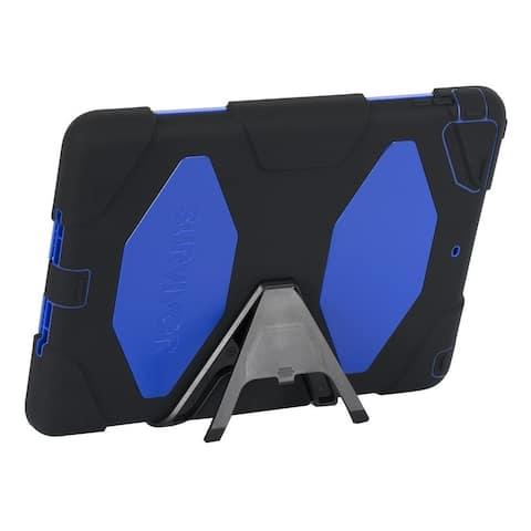 Griffin Black/Blue Survivor All-Terrain Case + Stand for iPad Air