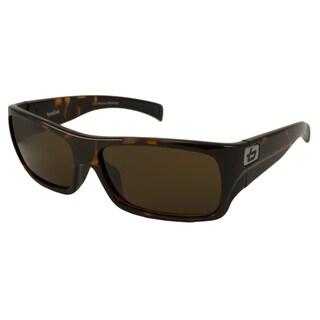 Bolle Men's/ Unisex Oscar Rectangular Sunglasses