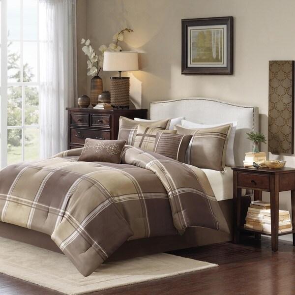 Madison Park Emmet 7-Piece Comforter Set