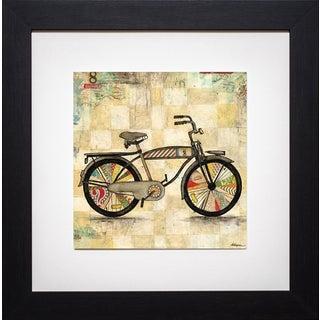 Jennifer Wagner 'Ride 1' Framed Artwork