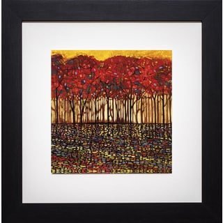 Ford Smith 'Intricate Nature' Framed Artwork