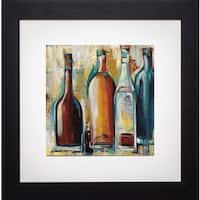 Judeen Young 'Wine I' Framed Artwork