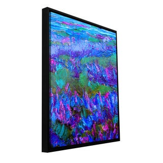 Susi Franco 'StaticeFying' Floater-framed Gallery-wrapped Canvas