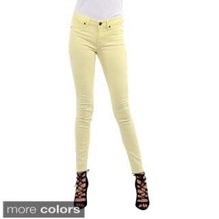 Rich & Skinny Women's Foam Colored Jeans (As Is Item)