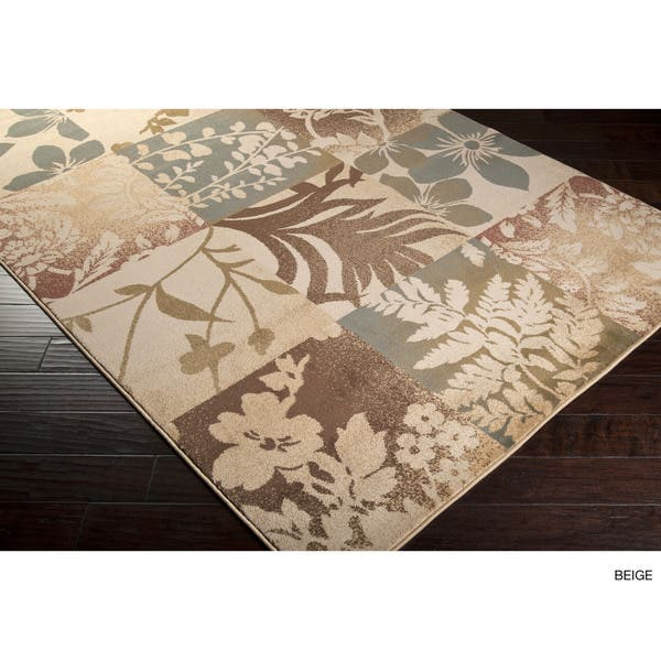 Roswell Patchwork Area Rug On