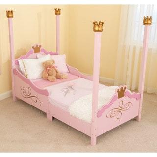 KidKraft Princess Toddler Bed