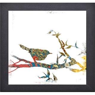 Ken Hurd 'Dawn Chorus I' Framed Artwork