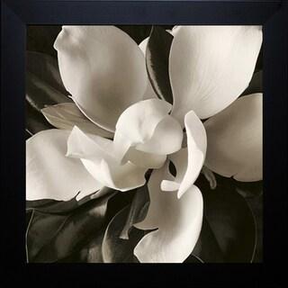 Christine Elizabeth 'The Unfolding III' Framed Artwork