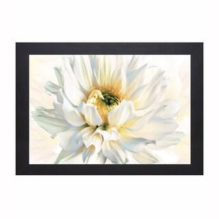 Christine Elizabeth 'Painted Petals I' Framed Artwork