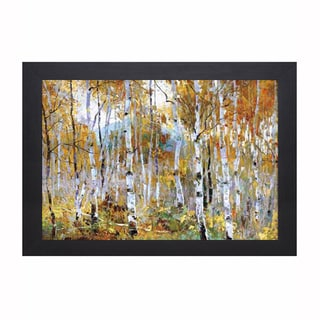 Dean Bradshaw 'Fall Magic' Framed Artwork