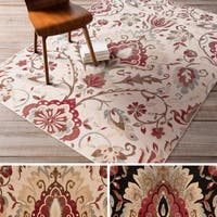Tifton Floral Area Rug (5'3 x 7'6)