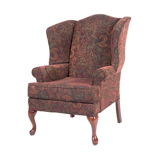 Completely new Elyse Wingback Accent Chairs by Greyson Living - Free Shipping  HP85