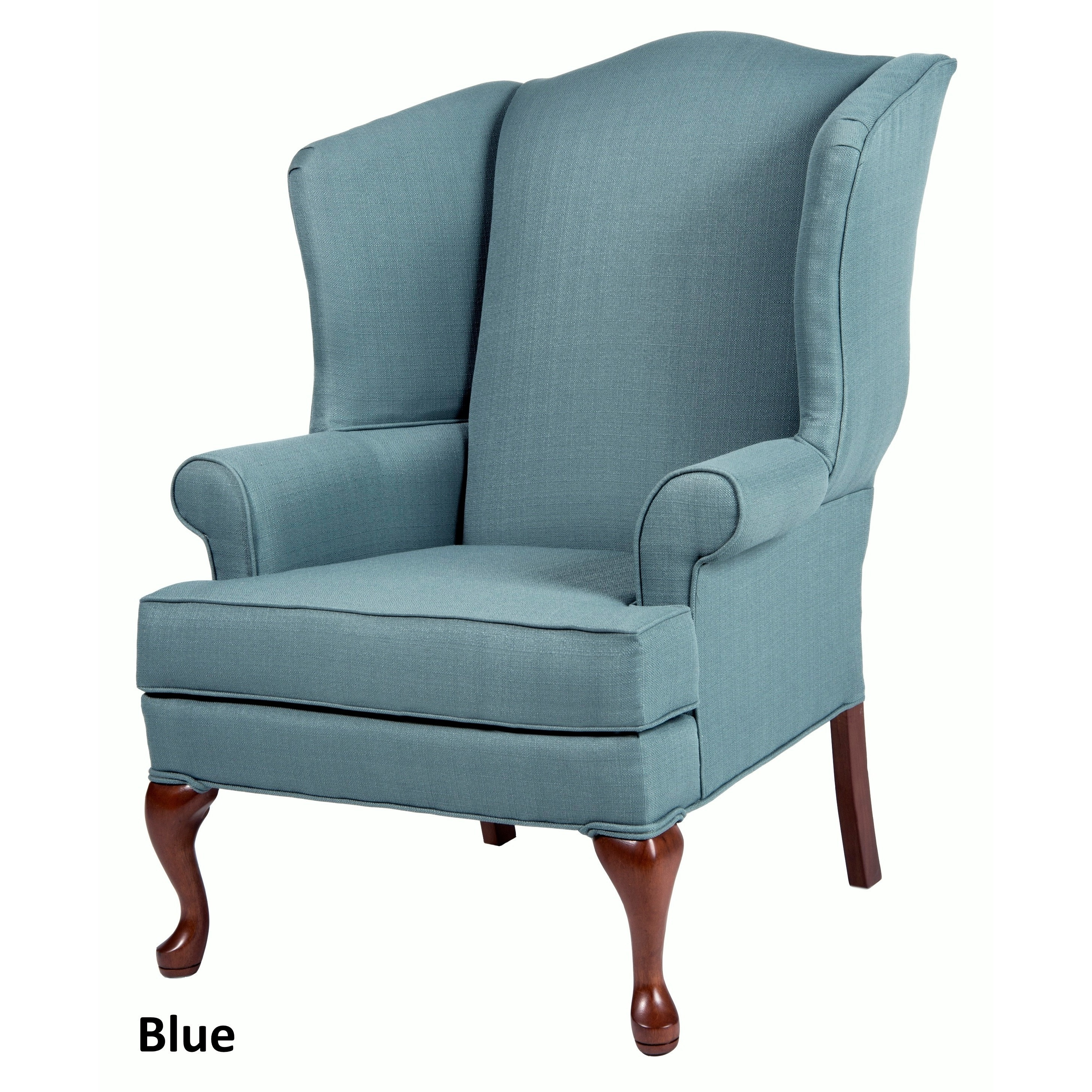 Brilliant Elyse Wingback Accent Chairs By Greyson Living Bralicious Painted Fabric Chair Ideas Braliciousco