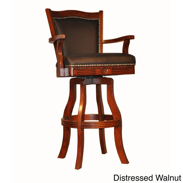 Outstanding Whitaker Furniture Classic Leather Bar Stool Lamtechconsult Wood Chair Design Ideas Lamtechconsultcom