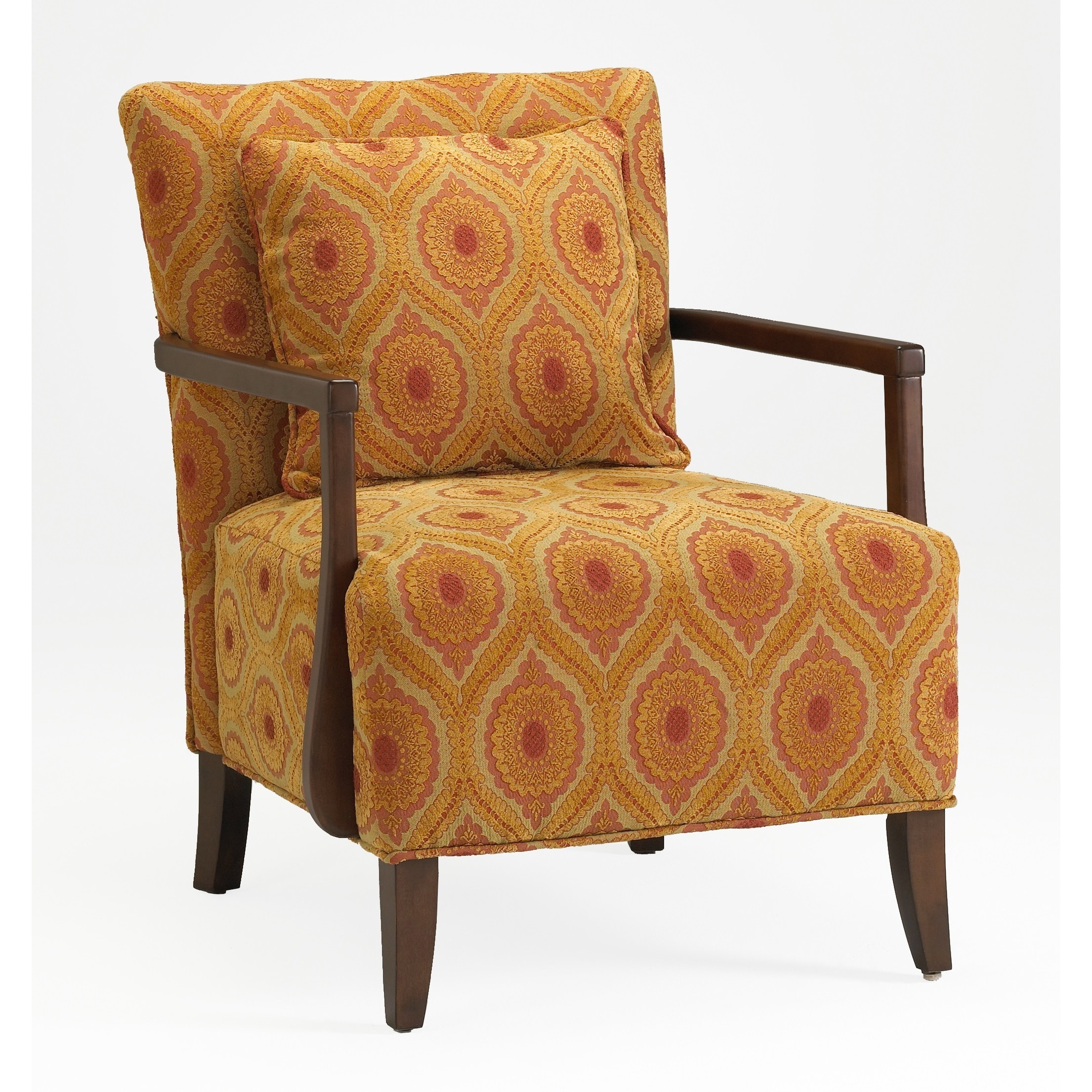 Delia Accent Chair by Greyson Living (Delia Chair), Gold ...