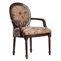 Benson Oval Back Accent Chair by Greyson Living