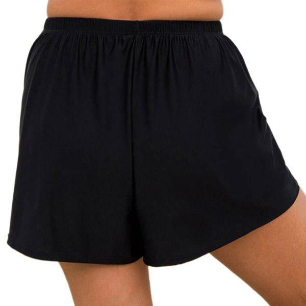 Swimsuits for All Womens Plus Size Board Short