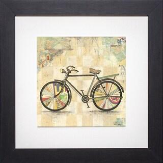 Jennifer Wagner 'Ride 2' Framed Artwork