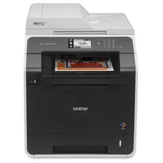 Brother MFC-L8600CDW Laser Multifunction Printer - Color - Plain Pape