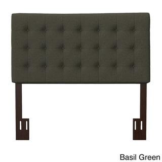 Portfolio Kolmar Button Tufted King/ California King Upholstered Headboard
