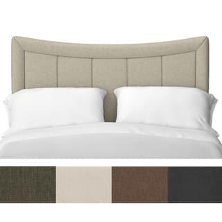 Handy Living Paden Crescent Shape Full/ Queen Upholstered Headboard|https://ak1.ostkcdn.com/images/products/9357392/P16549917.jpg?impolicy=medium