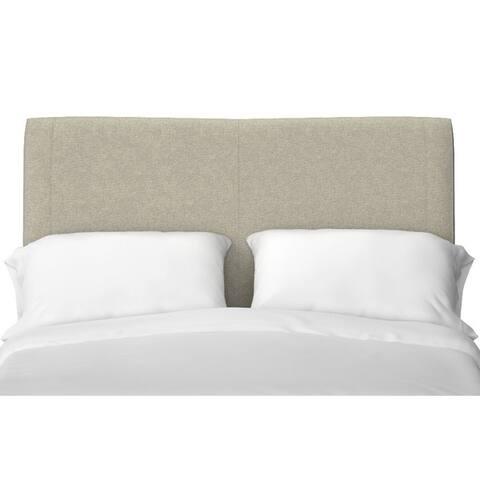 Handy Living Skyla Rectangular King/ California King Upholstered Headboard