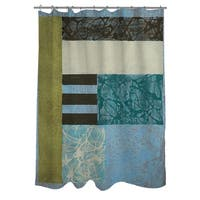 Seafoam Shower Curtain