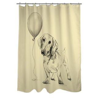 Thumbprintz Lulu Shower Curtain