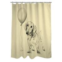 Lulu Shower Curtain