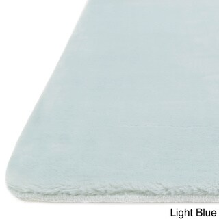 Hampton Plush Bath Rug