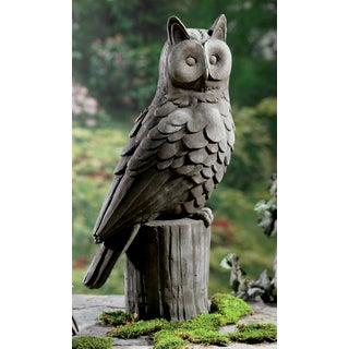 23-inch Large Owl Garden Statue