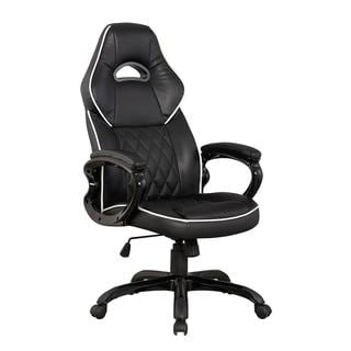 Modern Designs High-back Race Series Black Executive Office Chair