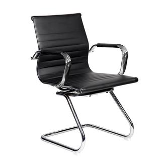 Modern Designs Visitor Task Chrome Office Chair