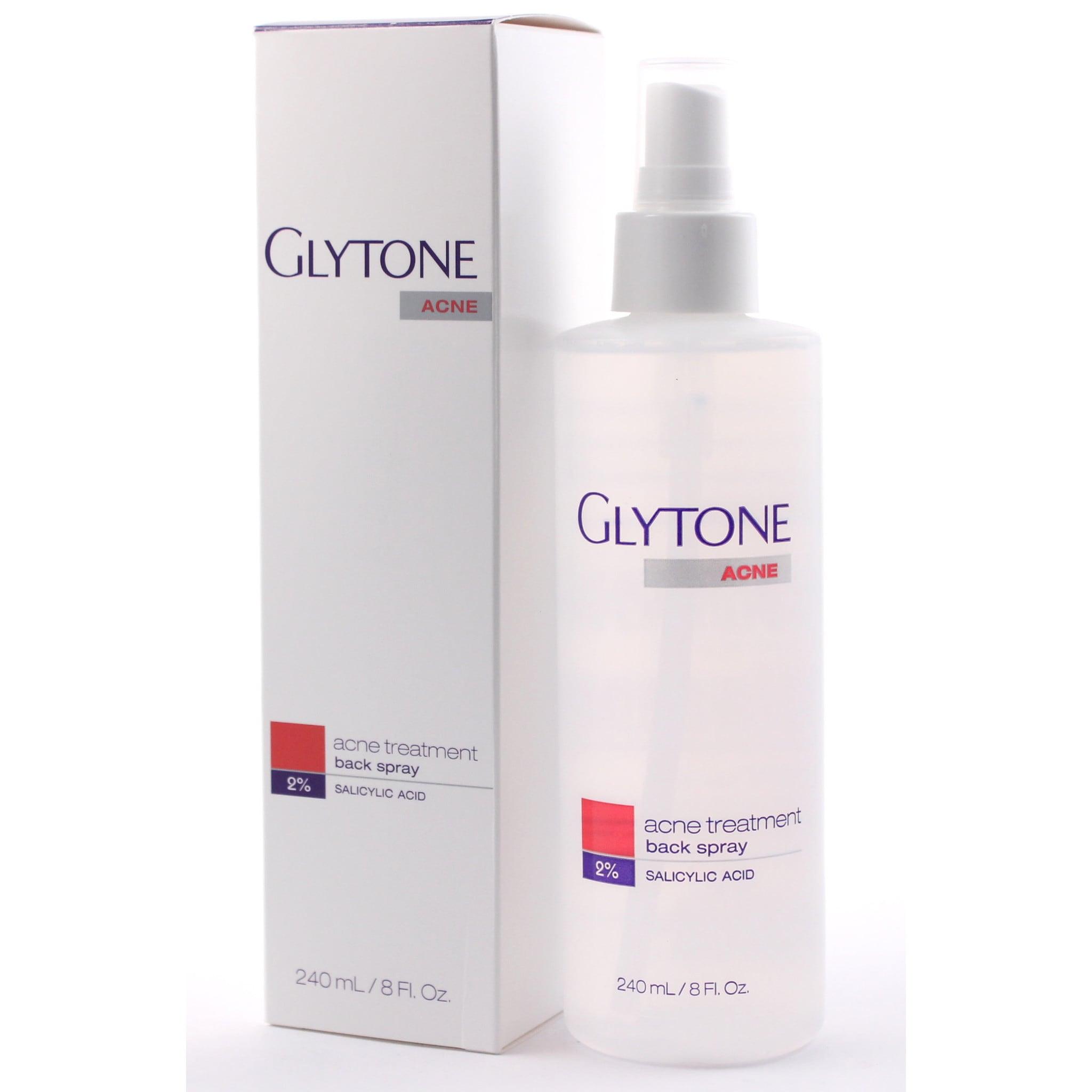 Shop Glytone Back Acne 8 Ounce 2 Percent Salicylic Acid Spray