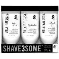 Billy Jealousy Shave3Some 3-piece Shave System - White