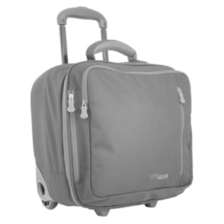 LiteGear Lightweight Hybrid Carry-on Rolling Tote