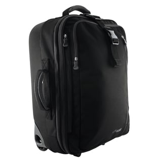 LiteGear 20-inch Lightweight Hybrid Carry-on Upright Suitcase