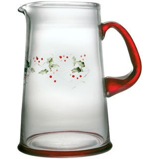 Pfaltzgraff Winterberry Water Pitcher