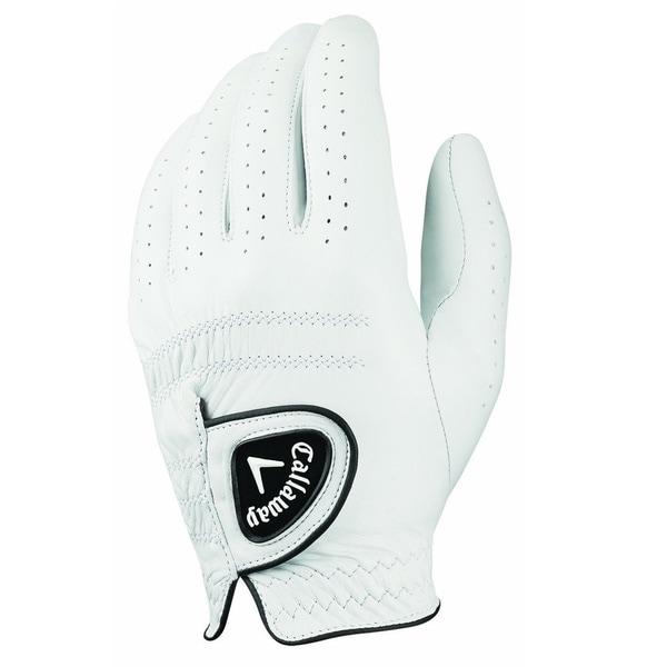 Callaway Tour Authentic White Golf Glove