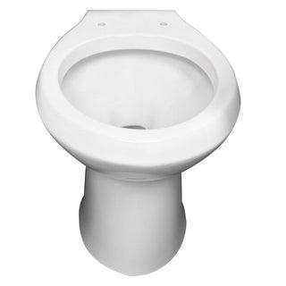Niagara White 1.6 Gpf Elongated Toilet Bowl