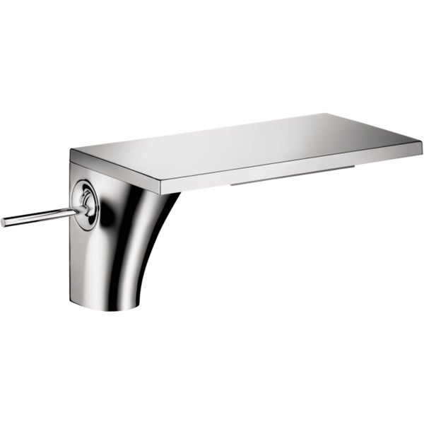 Hansgrohe AXOR Massaud Flat Chrome Bathroom Faucet